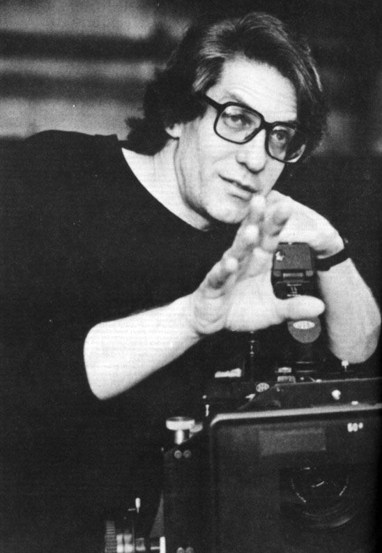 David Cronenberg. © 1986 20th Century Fox