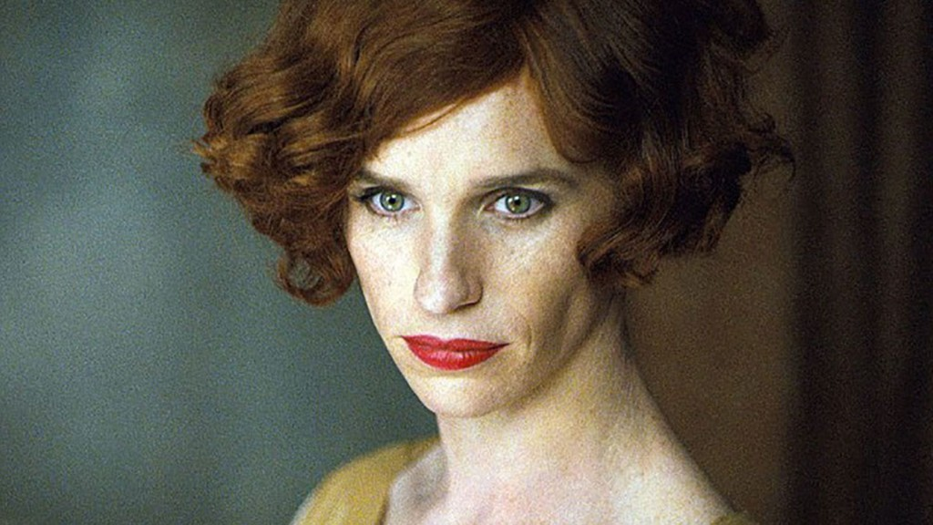 Eddie Redmayne in «The Danish Girl» (Tom Hooper, 2015)