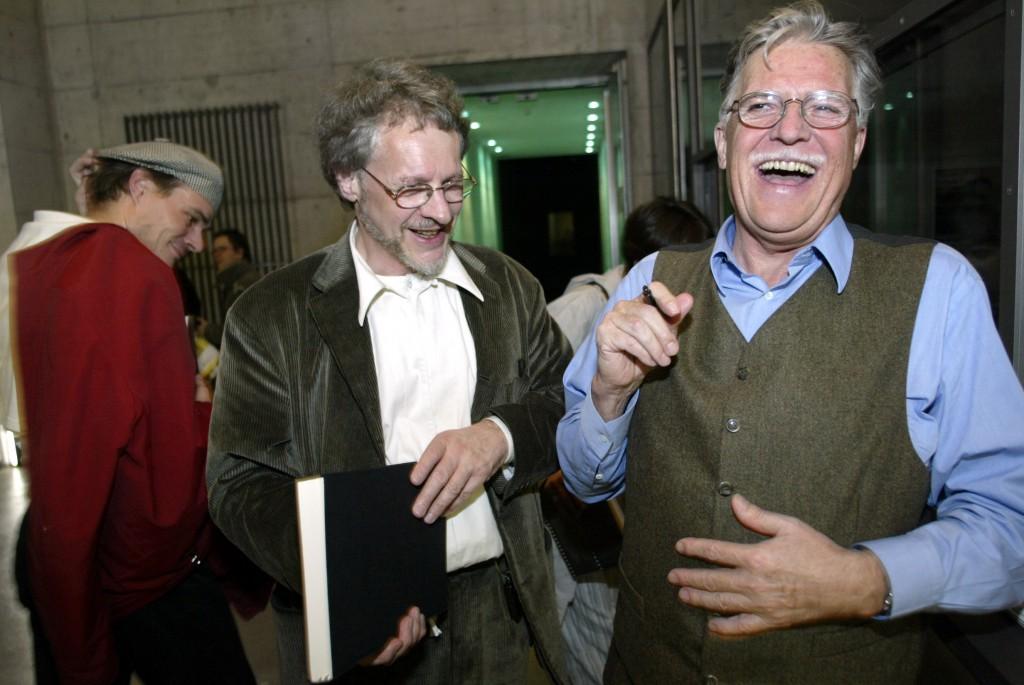 Michael Ballhaus und Martin Girod