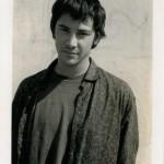 Keanu Reeves. Gus Van Sant, Polaroïds, 1983-1999 © Gus Van Sant.