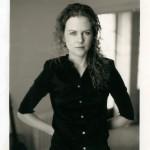 Nicole Kidman. Gus Van Sant, Polaroïds, 1983-1999 © Gus Van Sant.