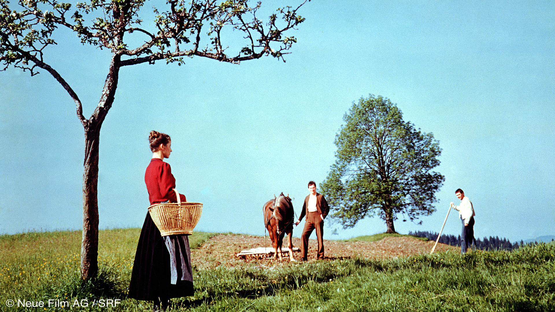 Geld und Geist (Franz Schnyder, 1964), restauriert vom SRF
