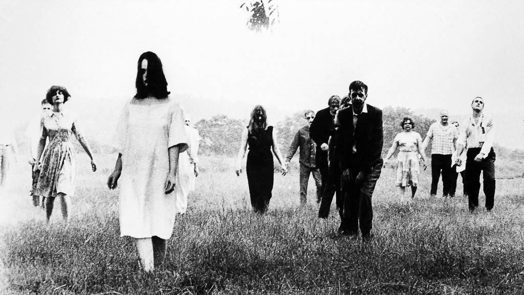 NIght of the Living Dead (George A. Romero)